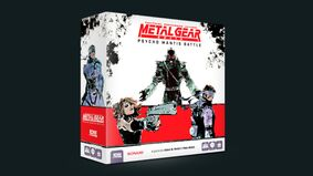 Metal Gear Solid: Psycho Mantis Battle box art