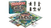 Image for New Metallica Monopoly gives fans a chance to hoard Metalli-bucks and play as a toilet