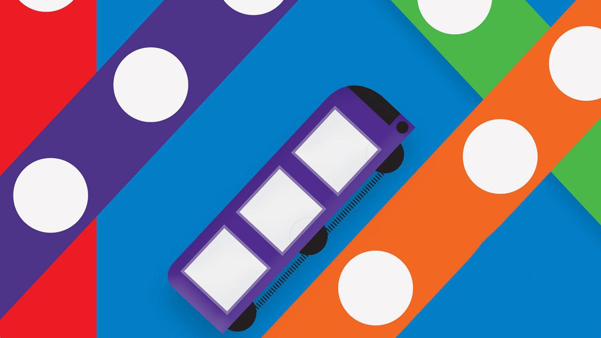 Metro X board game artwork