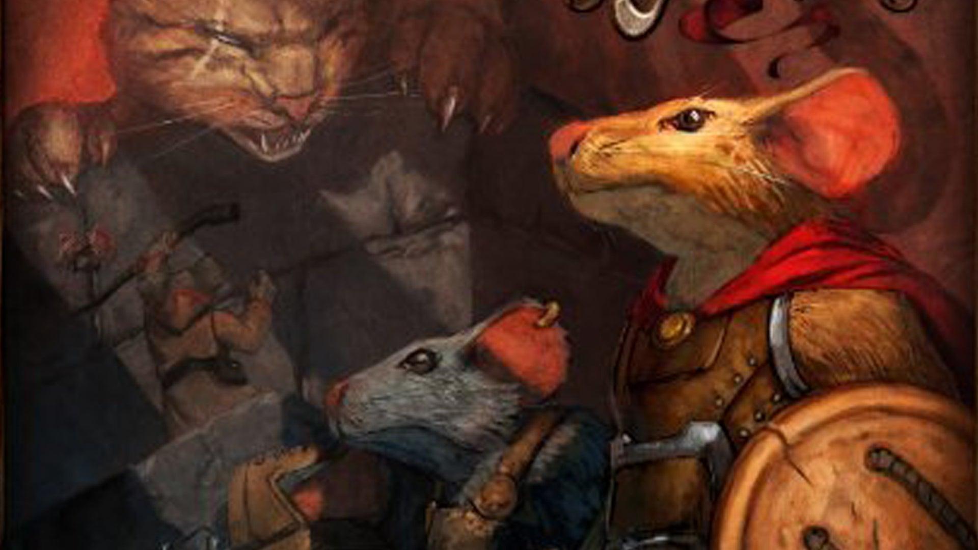 Mice and Mystics board game artwork