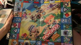 Image for Animal Crossing-themed editions of Monopoly spotted on retail shelves across US
