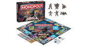 Monopoly: Godzilla Monster Edition board game artwork