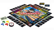 Monopoly Speed board game layout