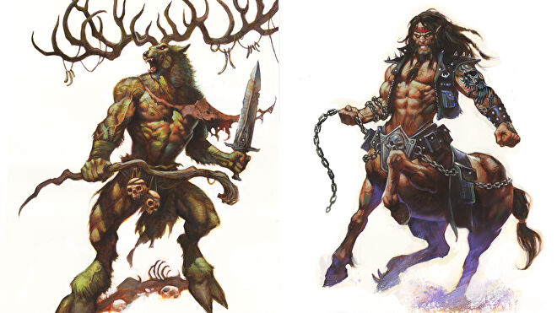 Monsters Worldbook: Lawbrand artwork