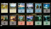Image for Magic: The Gathering Arena update appears to reveal upcoming cards with art by Bob Ross