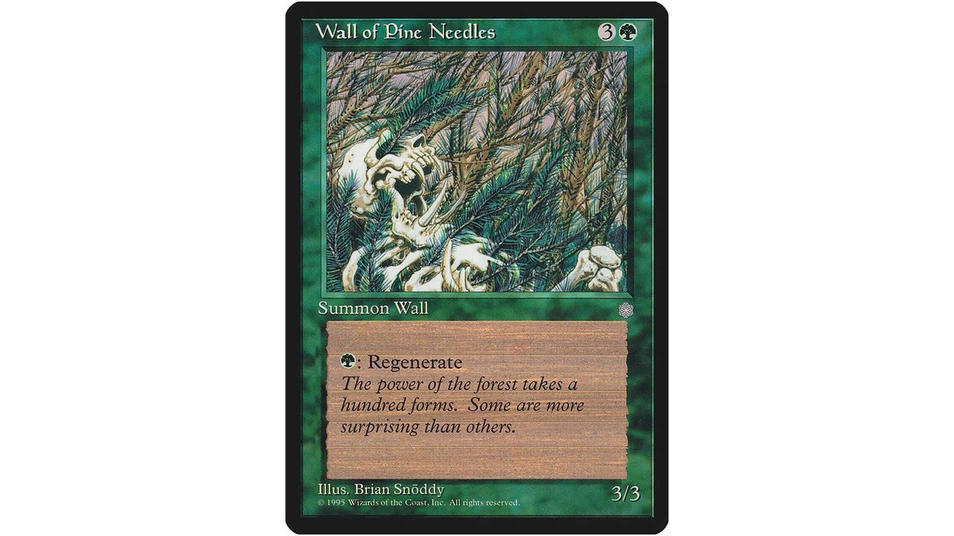 mtg-christmas-card-wall-of-pine-needles.jpg