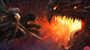 Image for Magic: The Gathering's D&D set Adventures in the Forgotten Realms is the best of both fantasy worlds