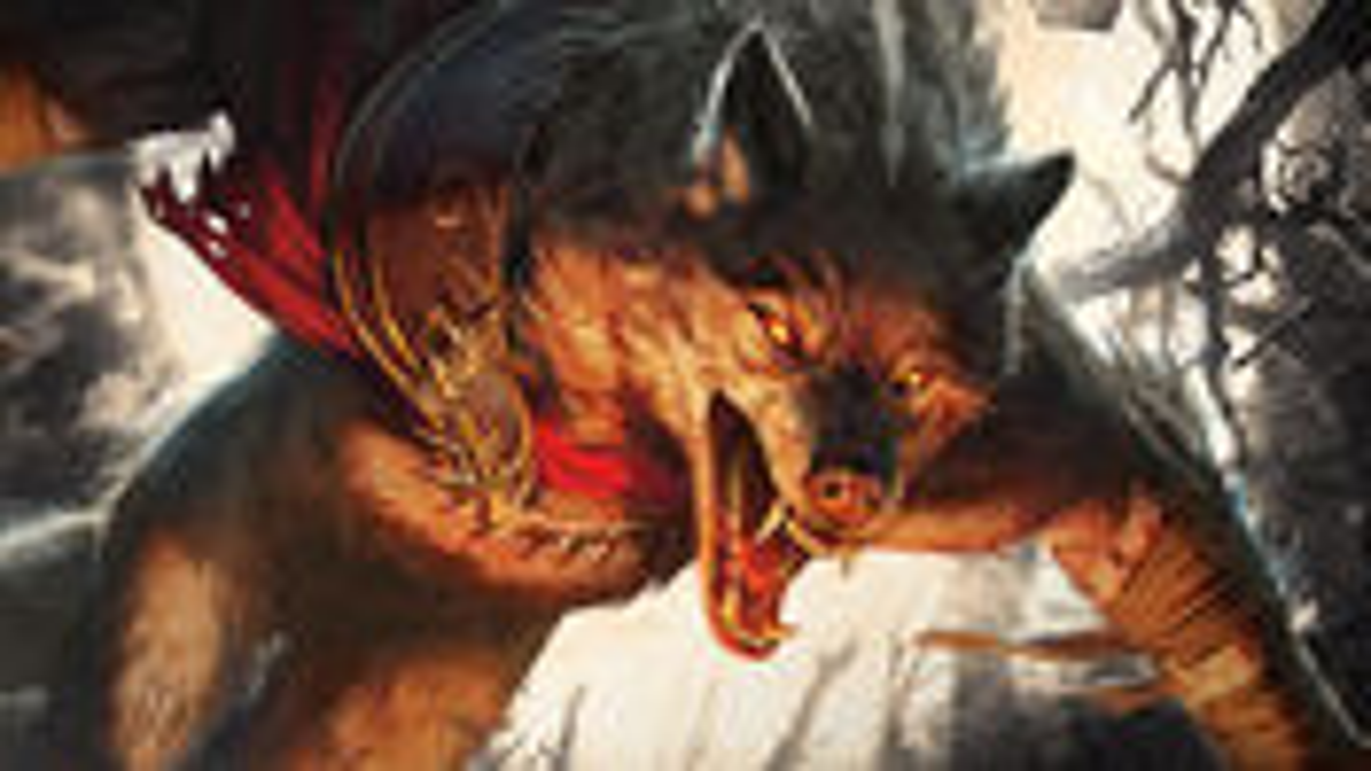Magic: The Gathering Innistrad: Midnight Hunt artwork