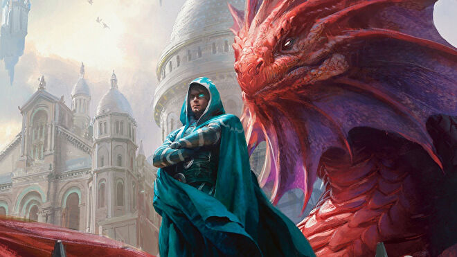 Magic: The Gathering Return to Ravnica artwork