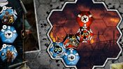 Image for Post-apocalyptic grid battler Neuroshima Hex! comes to mobile devices in September
