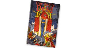 Our God is Dead RPG book