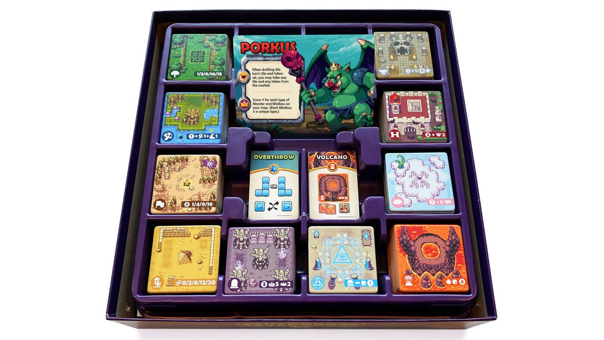 Overboss game box