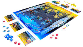 Image for OverDrive packs the multiplayer modes of TimeSplitters 2, Overwatch and other video games into a board game