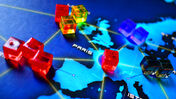 Pandemic co-op board game gameplay photo