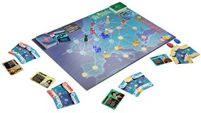 Image for Pandemic: Hot Zone - Europe gets a release date and free print-and-play you can try right now