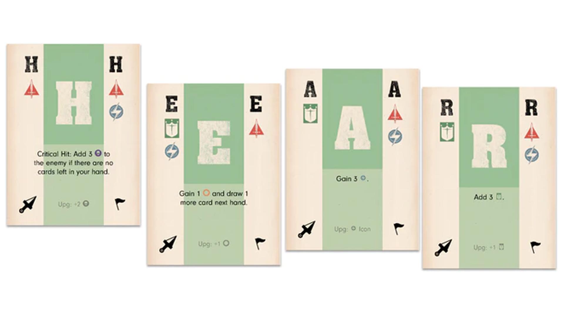 Paperback Adventures cards