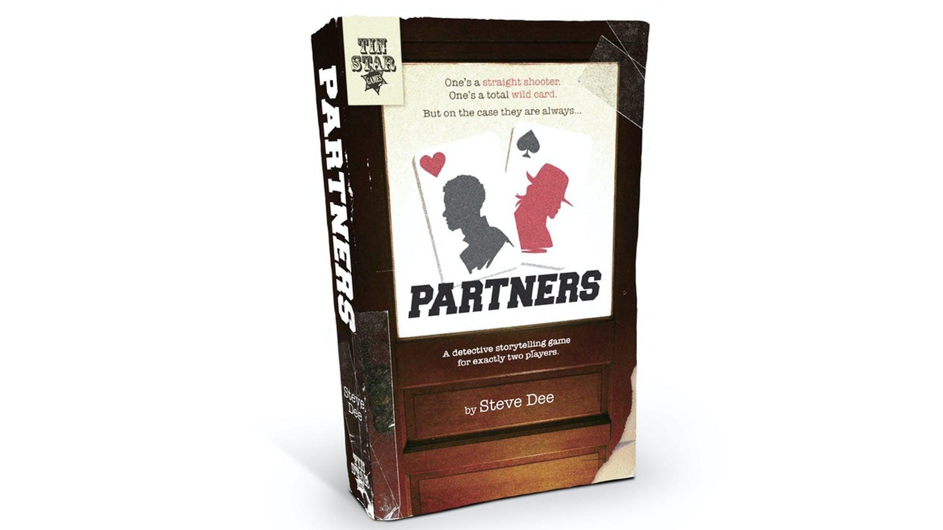 Partners RPG box