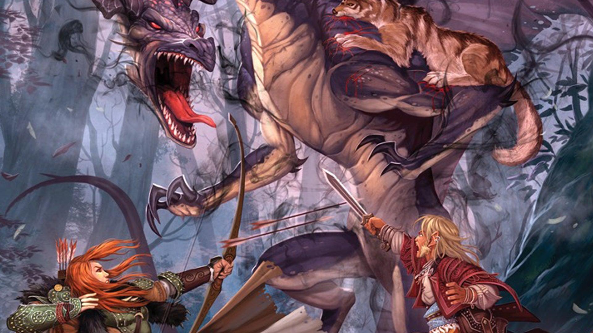 Pathfinder: Second Edition artwork