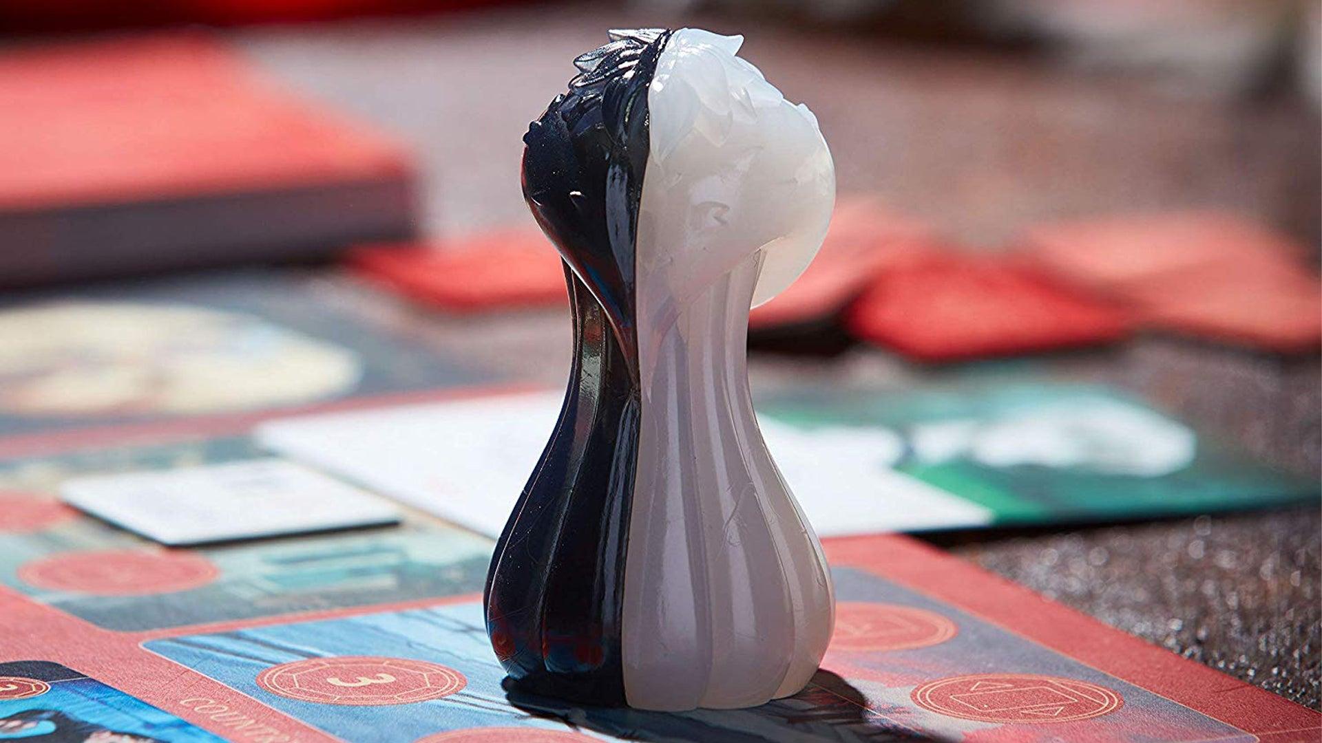 Disney Villainous: Perfectly Wretched board game Cruella de Vil piece
