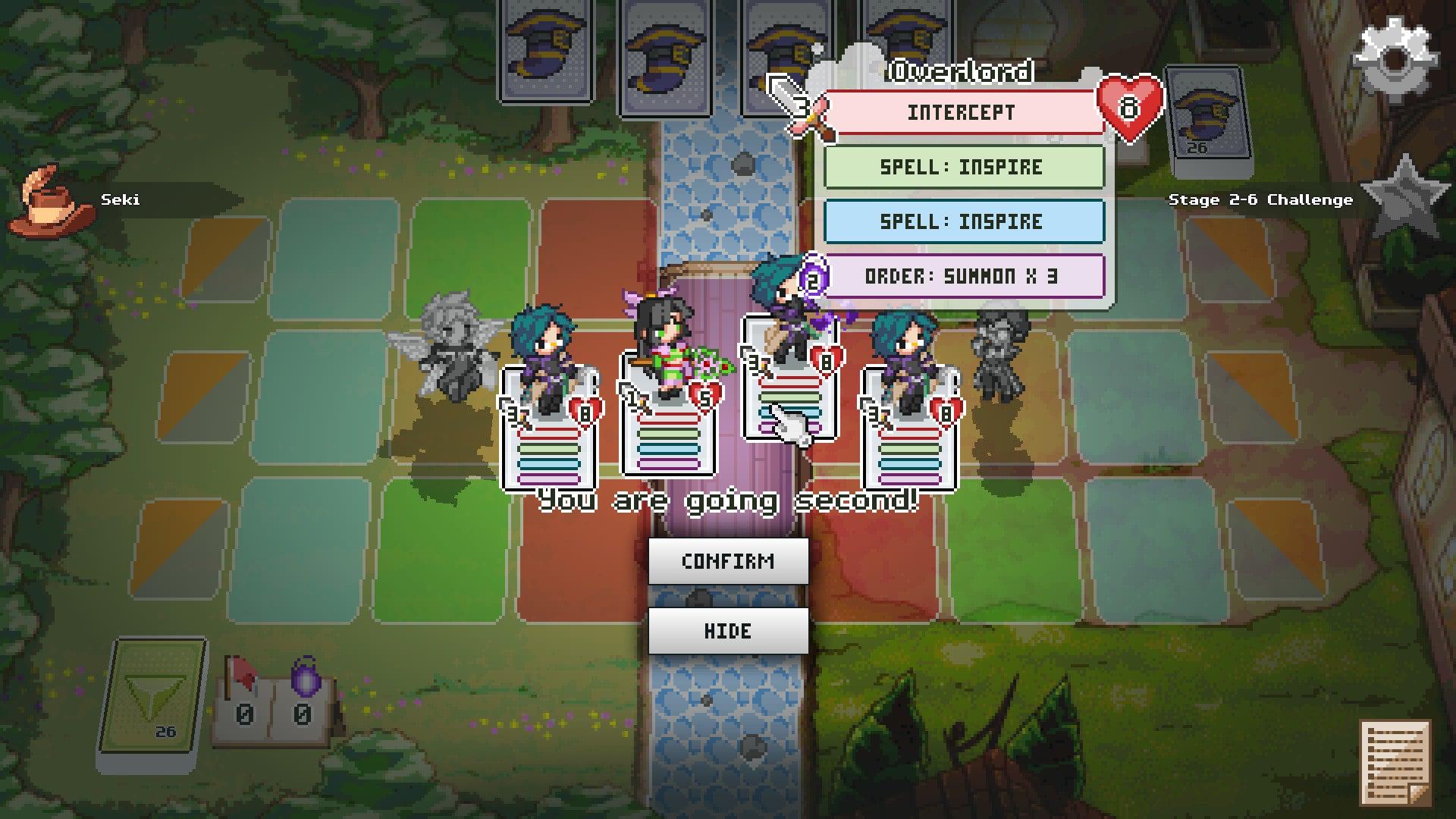 Pixel Tactics Online screenshot
