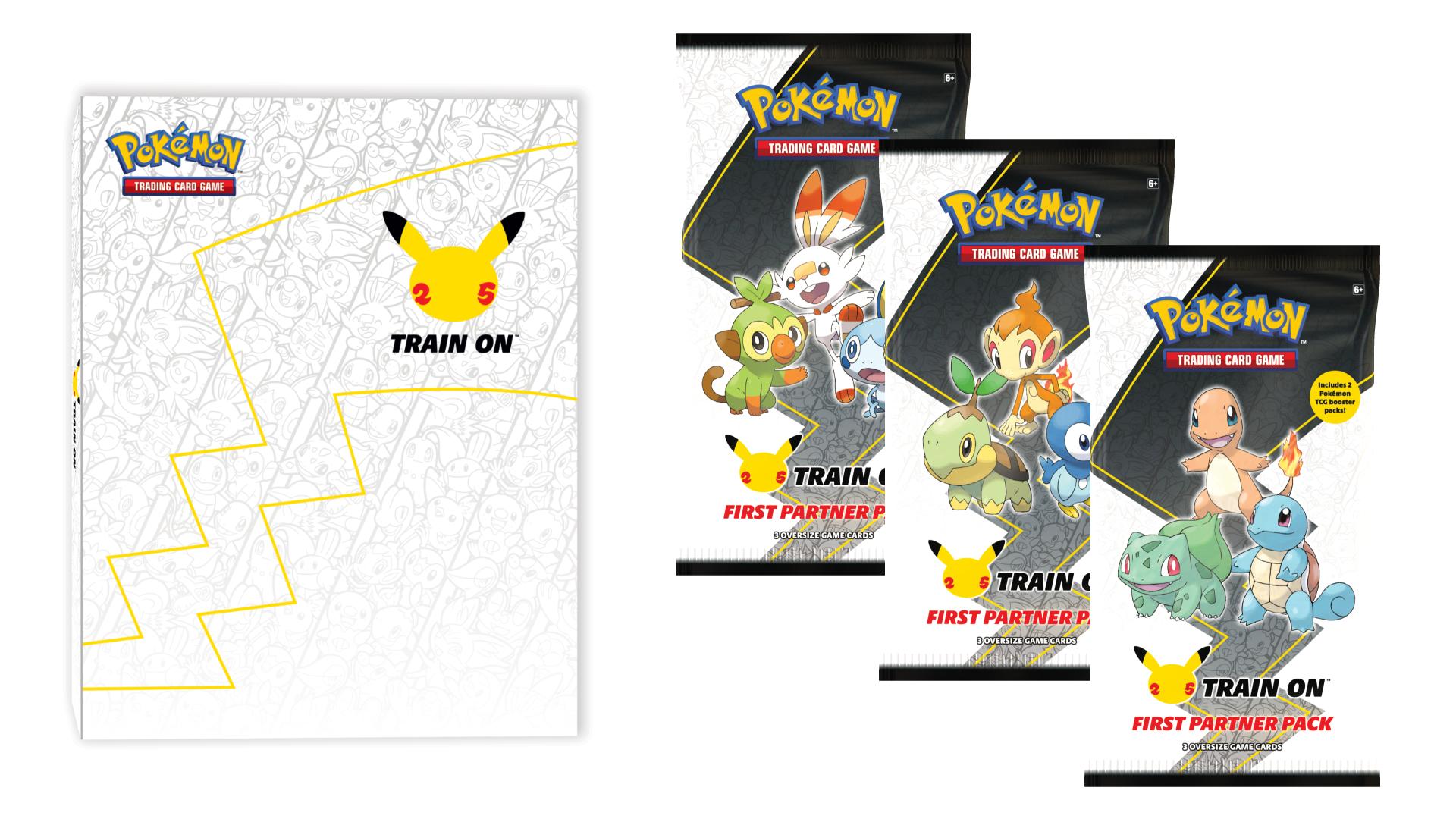 Classic starter Pokémon cards return for the TCG's 25th anniversary |  Dicebreaker