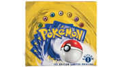 Image for Pokémon card game booster box from 1999 sells for record-breaking £269,000