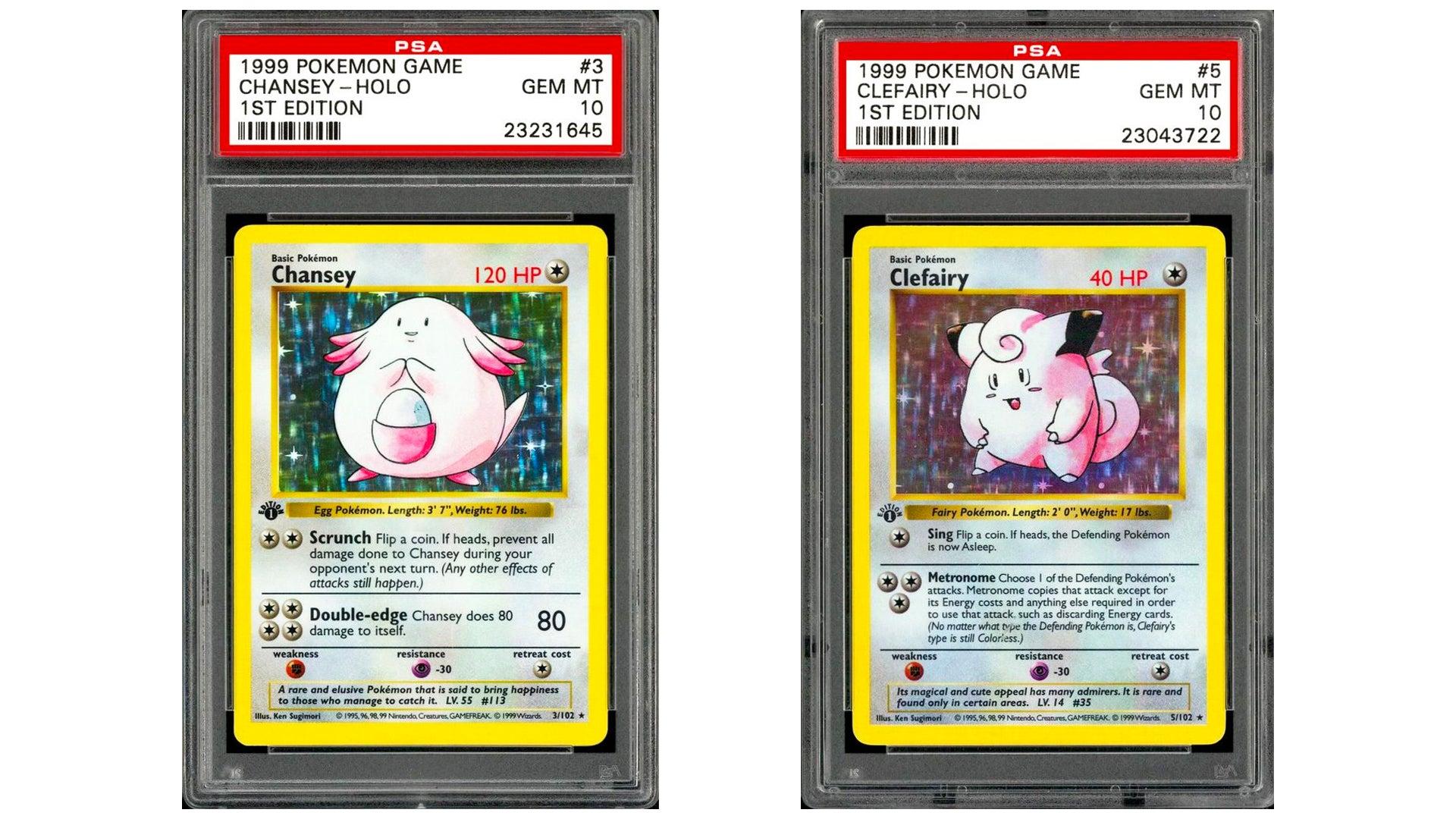 Image for How playground sexism led to one of the rarest original Pokémon cards