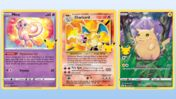 Image for Pokémon TCG Celebrations is out today, featuring remakes of 25 classic cards - including Base Set Charizard