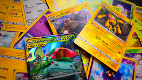 Pokemon Trading Card Game cards