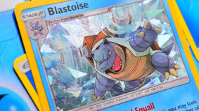 Pokemon Trading Card Game card Blastoise