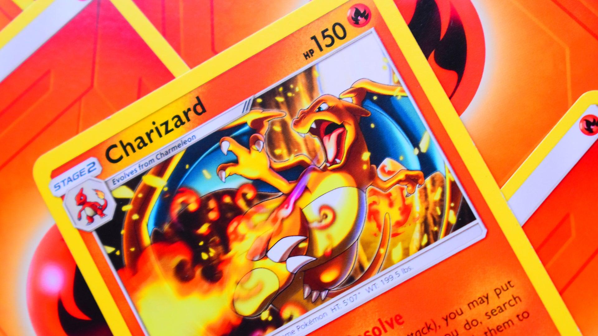 Pokemon Trading Card Game card Charizard