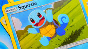 Pokemon Trading Card Game card Squirtle