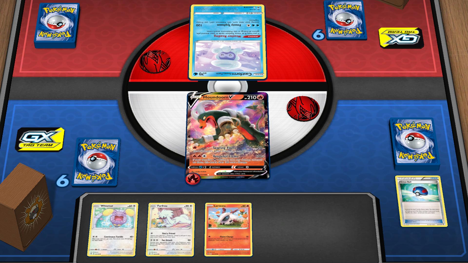 Pokemon Trading Card Game Online screenshot 1