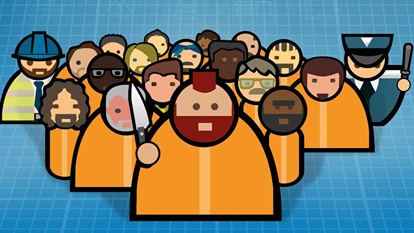 Prison Architect: Cardboard Penitentiary artwork