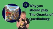 Image for Why you should play The Quacks of Quedlinburg, a board game with plenty of bang