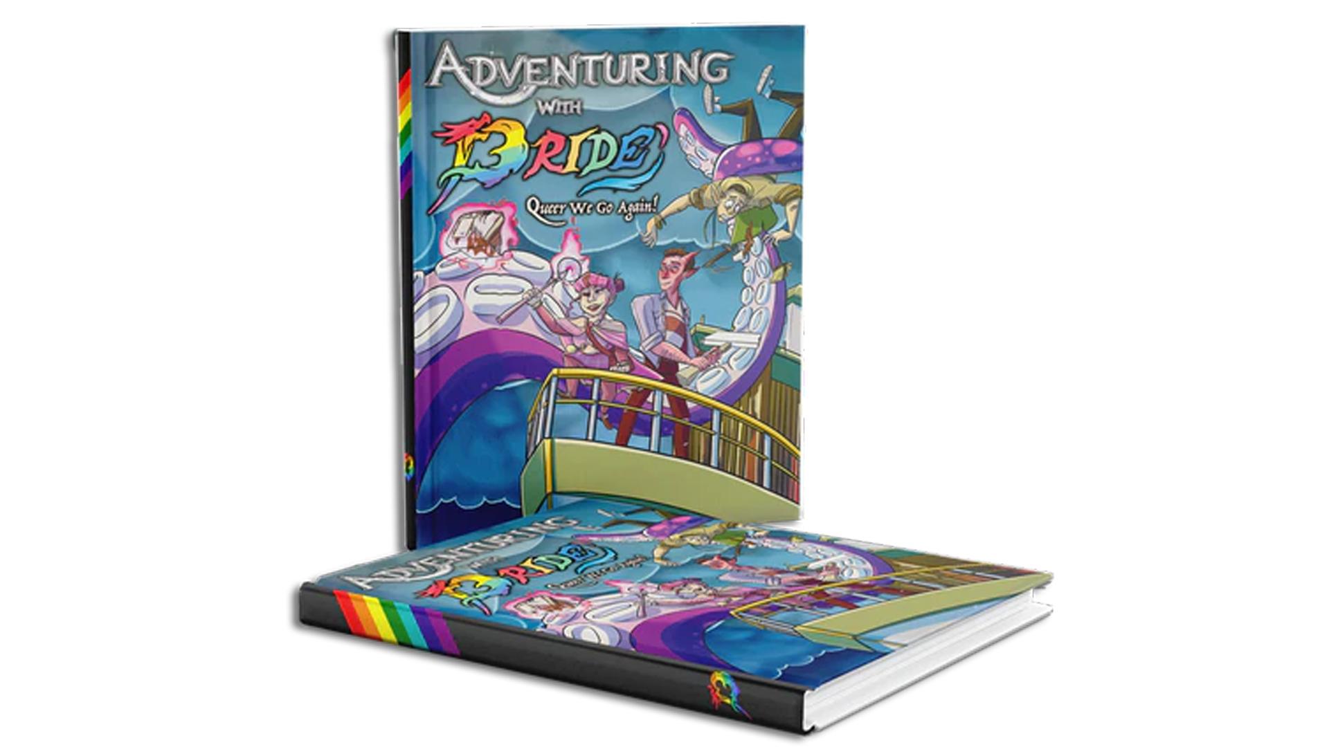 Queer We Go Again! books