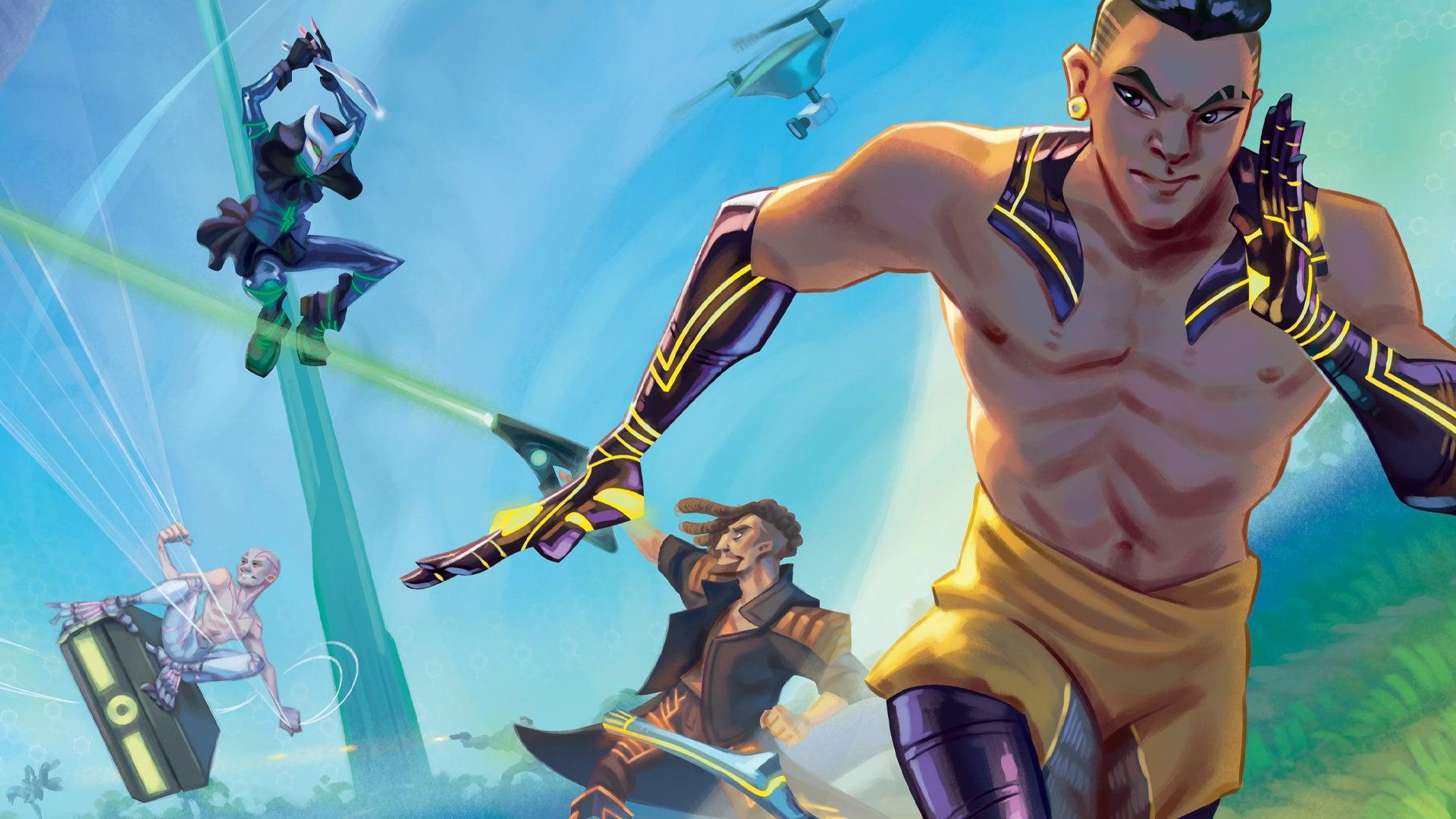 Image for Battle royale board game Reload sounds like a tabletop Fortnite