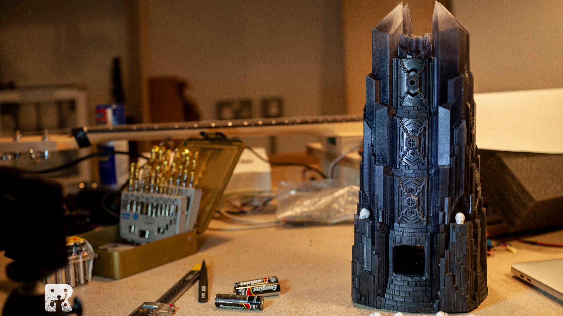 Return to Dark Tower board game gameplay
