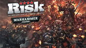 Risk: Warhammer 40,000 board game artwork