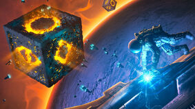 Roll for the Galaxy board game artwork