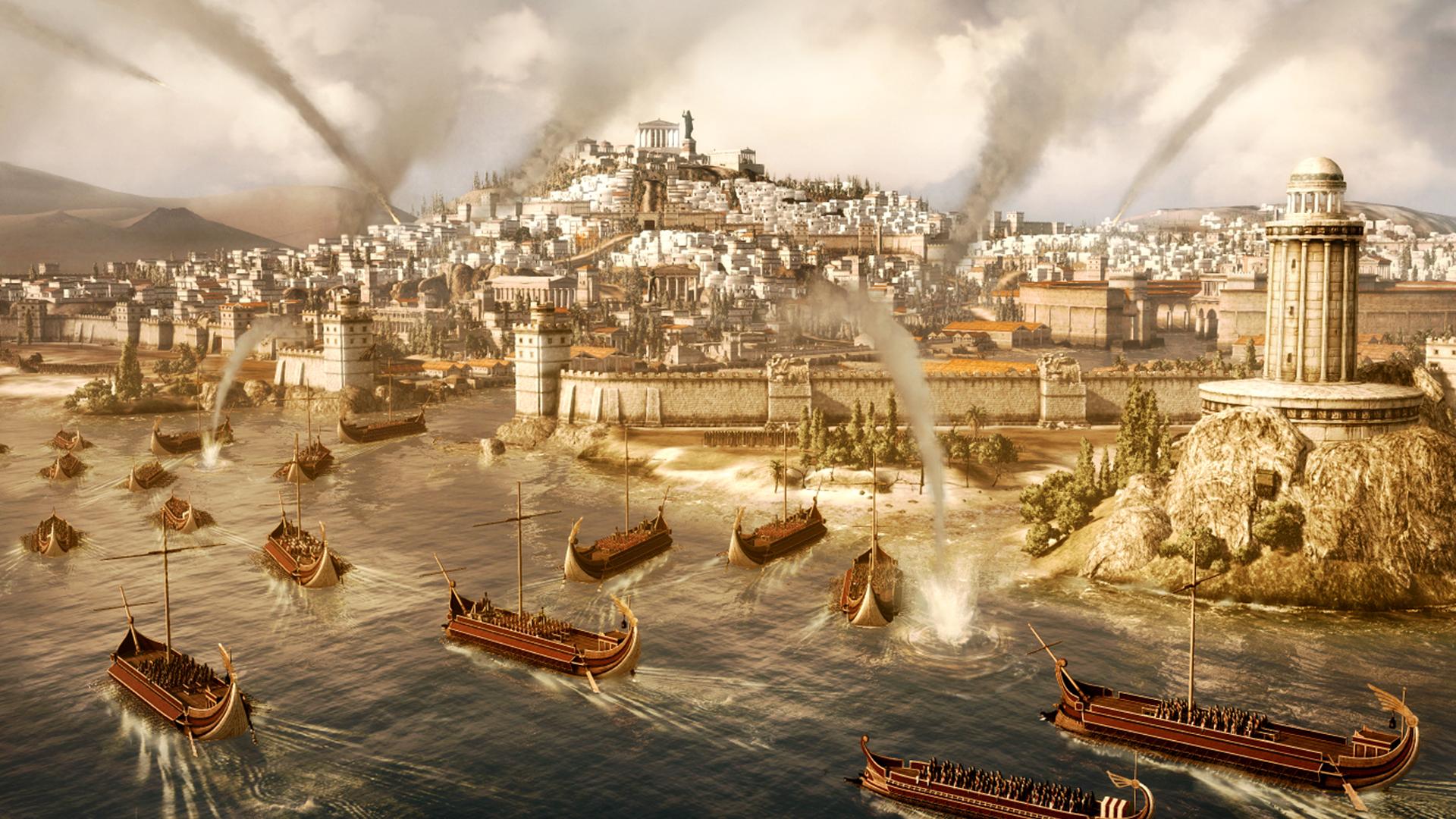 Rome: Total War II screenshot 2