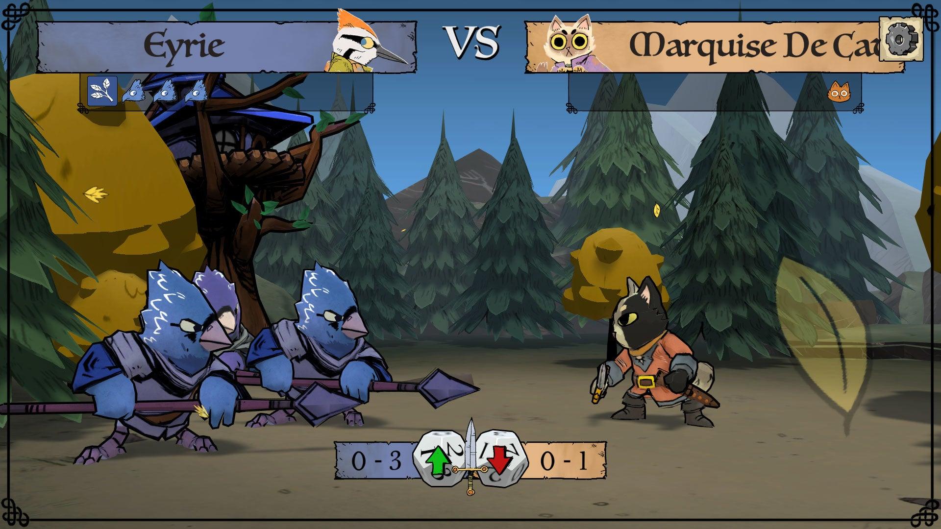 Root digital board game screenshot 3
