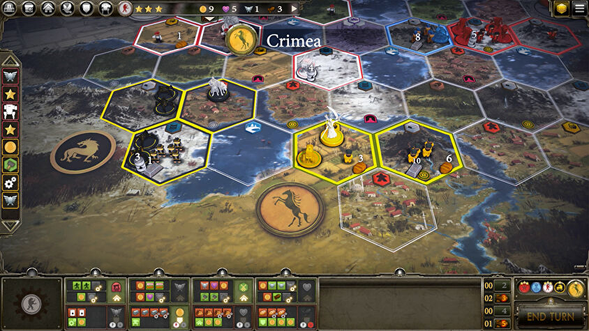 Scythe digital board game screenshot 2 steam