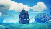 Image for Sea of Thieves RPG's first big expansion adds ghost ships, ashen lords, vaults and emissaries