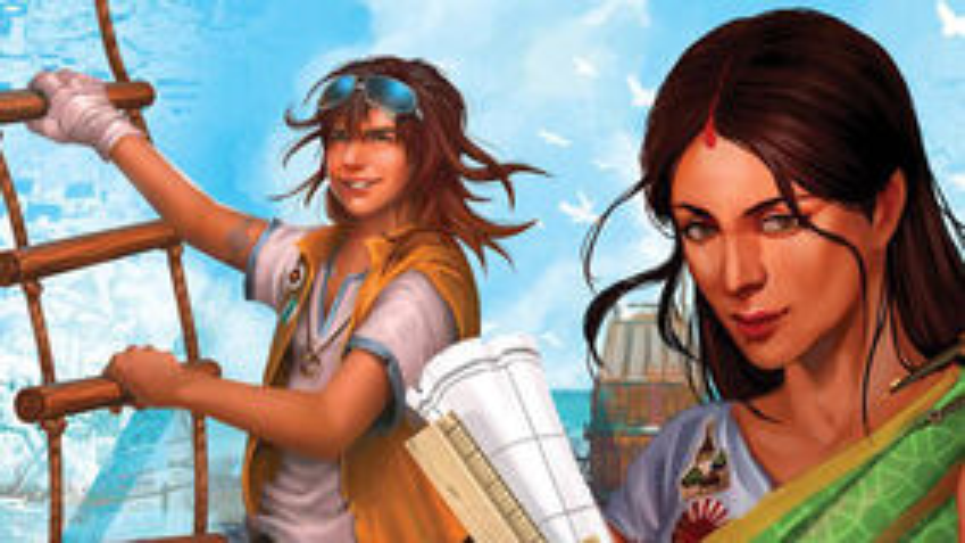Seastead board game artwork