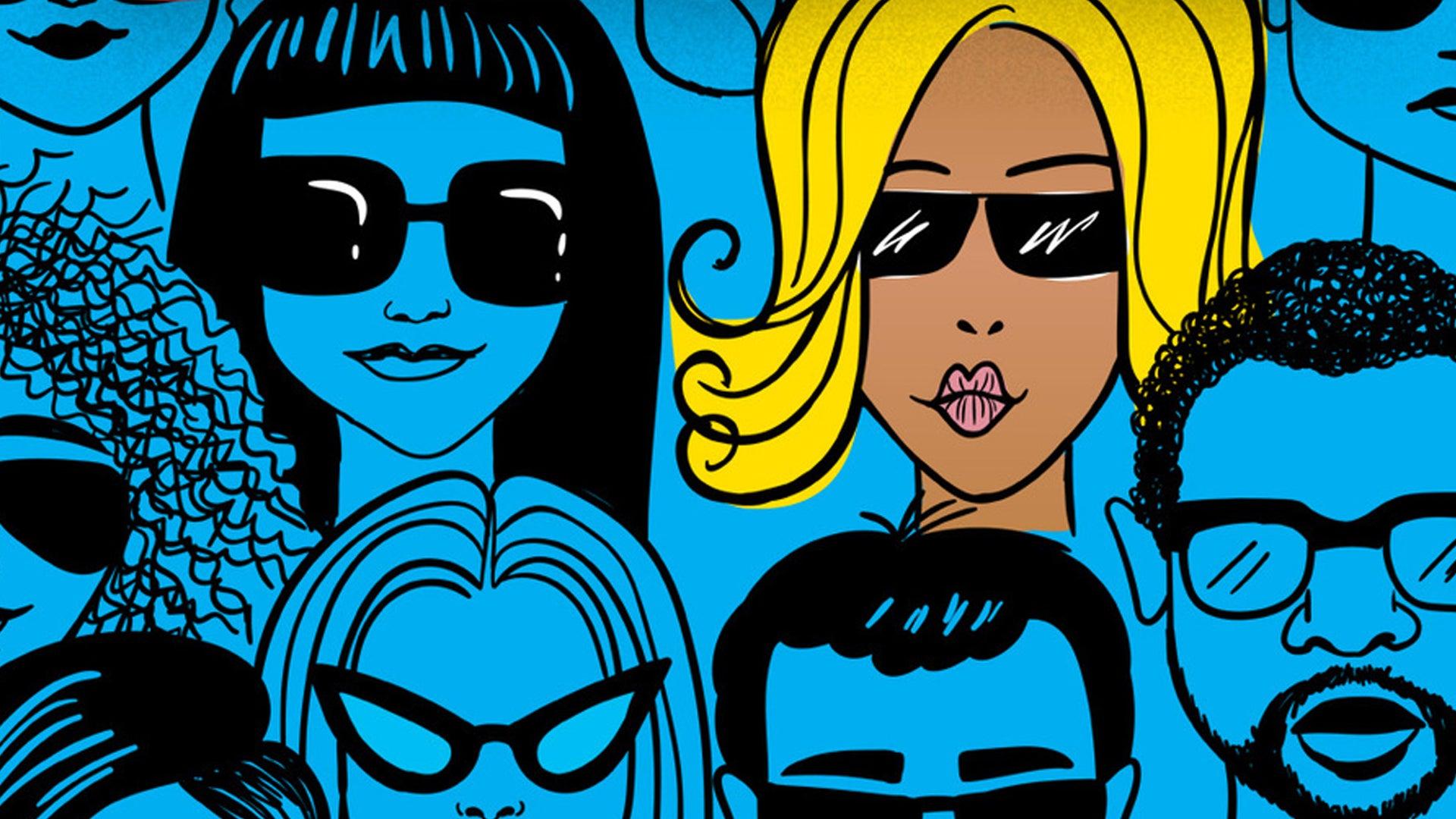 Secret Squad board game artwork