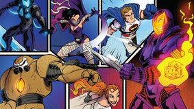 Sentinels of the Multiverse: Definitive Edition artwork