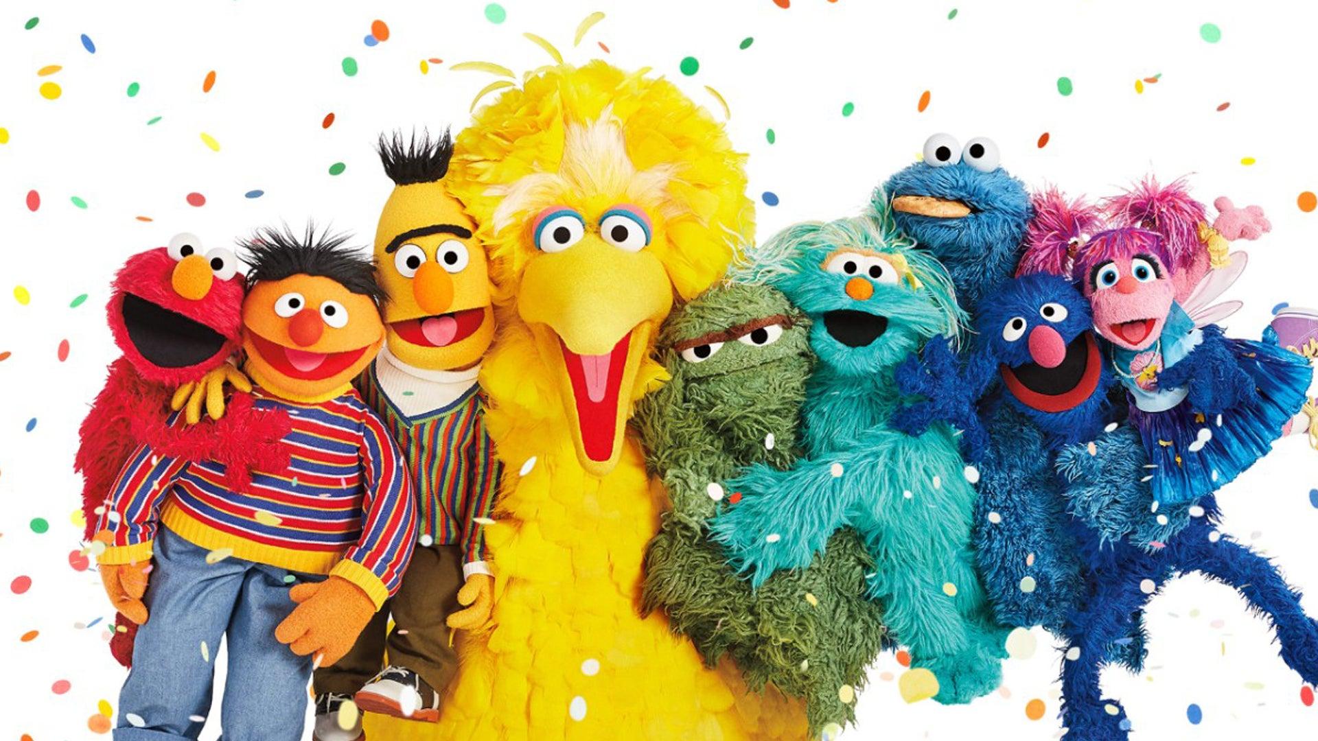 Sesame Street television promo