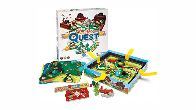 Slide Quest best family board games