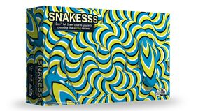 Snakesss! board game box